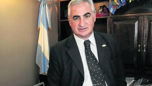 """Granero, ex Sedronar, """"tocado"""" y rival de Aníbal."""