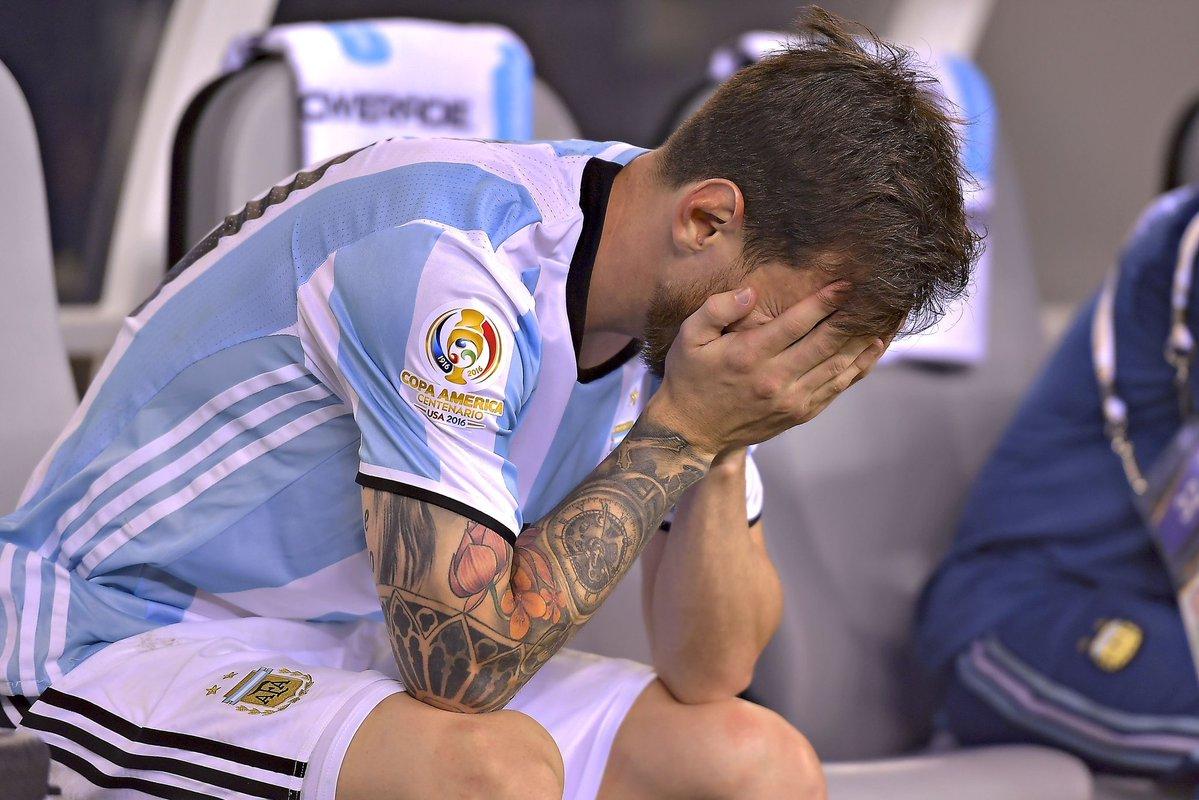 Por qué la Argentina destruyó a Messi