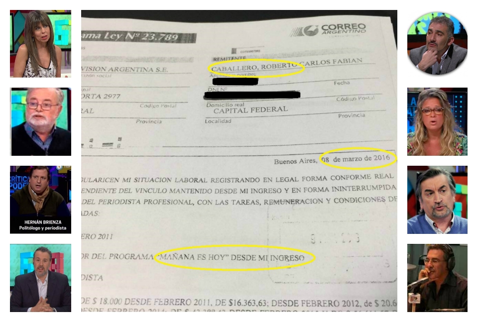 Exclusivo: Ex panelistas e invitados habituales de 678 reclaman indemnizaciones al Estado por más de 17 millones de pesos