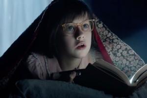 Ruby Barnhill, la protagonista.