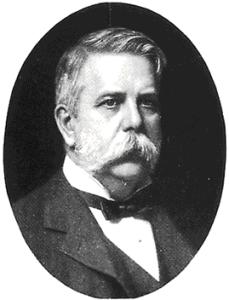 George Westinhouse, rival de Edison.