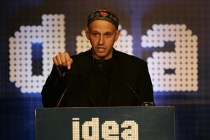 Sergio Bergman en el coloquio de IDEA