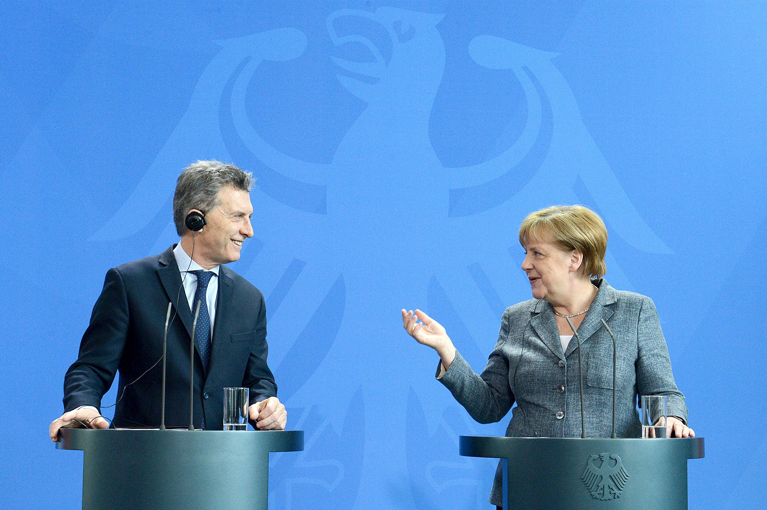 Macri ya tuvo más de una reunión por semana con primeros mandatarios extranjeros