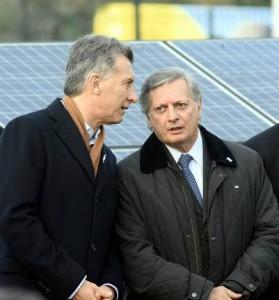 Macri sostiene a Aranguren.