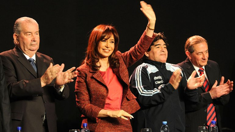 #FútbolParaTodos: el kirchnerismo gastó $ 2 millones por partido