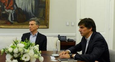 Macri y Reyser