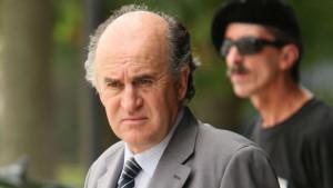 Oscar Parrilli lo enfrentó cuando asumió en la AFI.