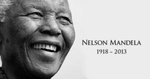 Mandela falleció en 2013. Pasó a la historia.