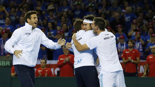 Copa Davis: por qué la Legión Maldita conquistó Gran Bretaña (a todo o nada)