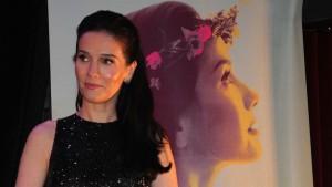 Natalia Oreiro, a la altura del protagónico.