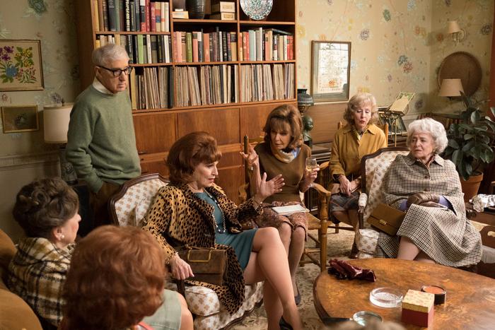 Woody Allen debuta a los 80 en la televisión