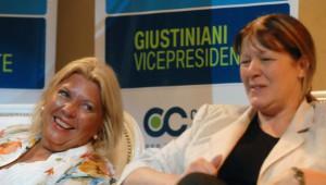 Juntas, en la campaña de 2007.