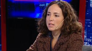 Natalia Volosin, especialista en criminalidad económica.