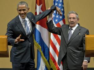 La histórica visita de Obama a Castro, en Cuba.