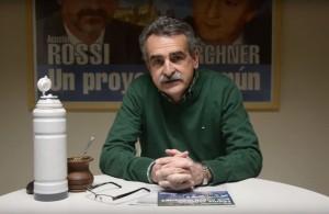 Ex ministro Agustín Rossi