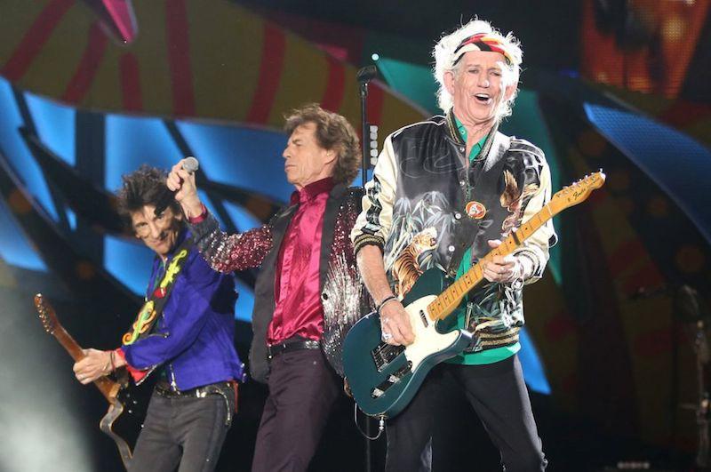 Rolling Stones en Cuba: la visita histórica que llega al cine