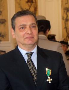 Marcelo Aguinsky, el juez que lo detuvo.