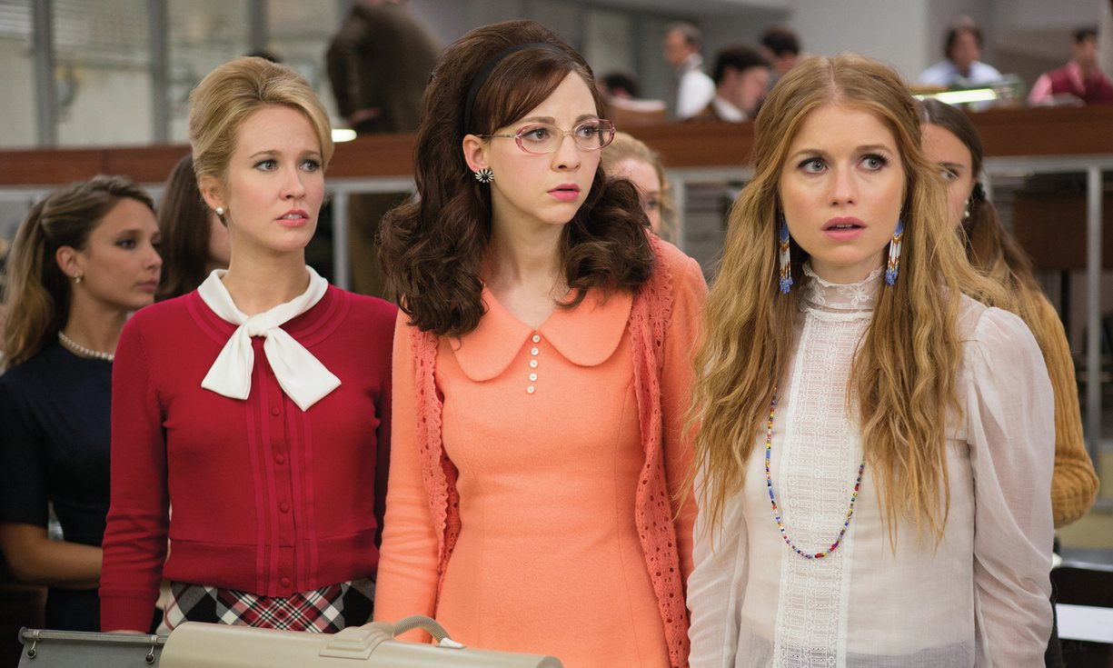 good Girls Revolt Borderperiodismo