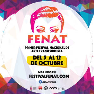 Flyer del FENAT.
