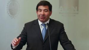 Paolucci era de confianza de Ricardo Echegaray.