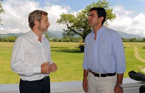 Rogelio Frigerio, el ministro que busca mantener el diálogo con los gobernadores.