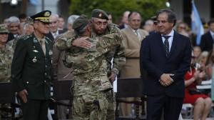 Martínez, ministro de Defensa, reclama más fondos que los asignados.