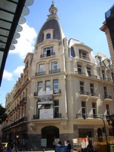 Tiene inversiones en el Palacio Raggio.