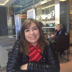 María Candela García, en la justicia santacruceña.