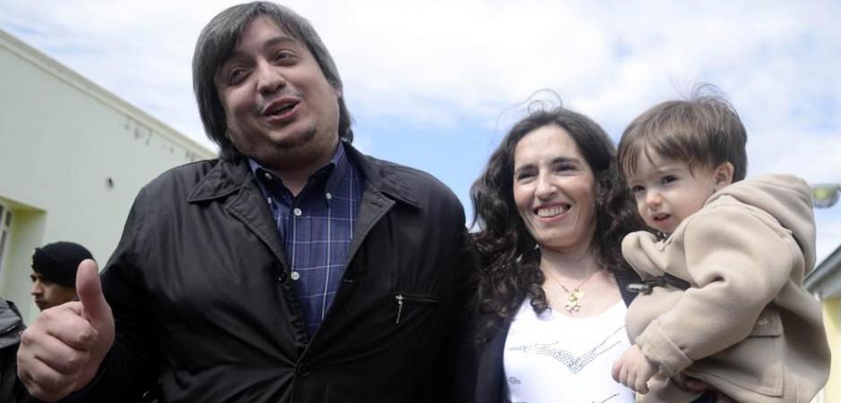 La familia política de Máximo Kirchner también tiene pleno empleo en el Estado