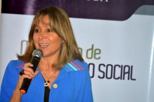 Silvia Bersanelli, madrina de Rocío García de K.