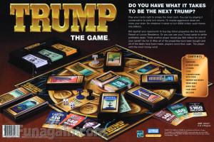 El Monopoly de Trump. Un fracaso comercial.