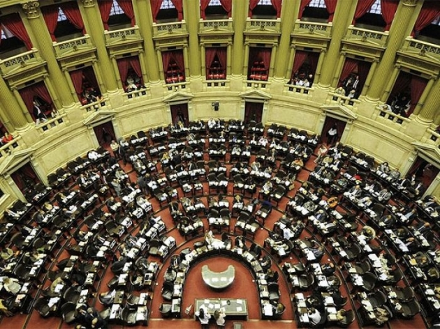 Además de subirse el sueldo, en Diputados quieren más bancas