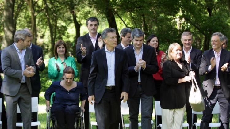 """Retiro espiritual PRO: Marcos Peña busca """"calibrar"""" a los ministros"""