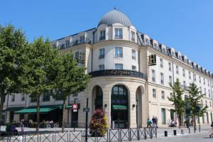 L'Elysee Val D'Europe, hotel de París.