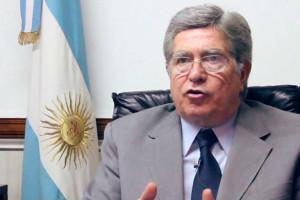 """El senador Marcelo Fuentes, """"el policía malo"""" del PJ."""