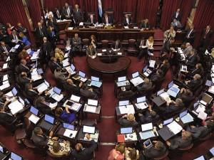 El Senado define la apuesta de Macri.