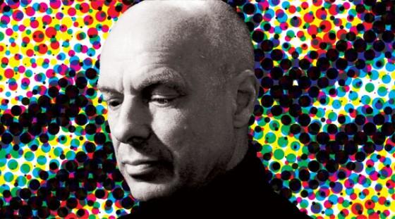 """Brian Eno: la luz y el sonido de un """"no músico"""" en Buenos Aires"""