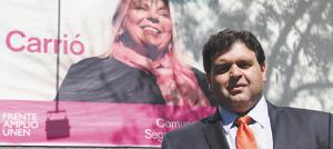 El auditor Facundo Del Gaiso puso la mira en las prioridades.