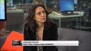 Carolina Yellati, la mujer de Dujovne, hermana del socio de Trump y directora de la consultora Wonder.