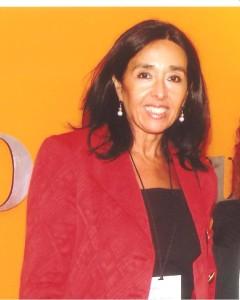 La especialista Stella Lancuba, también crítica.