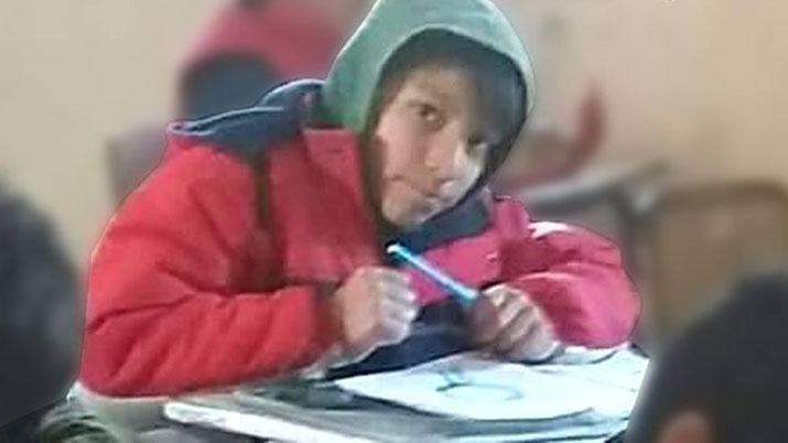 Marito Salto, el niño violado, ahorcado y descuartizado. Posible vendetta narco.