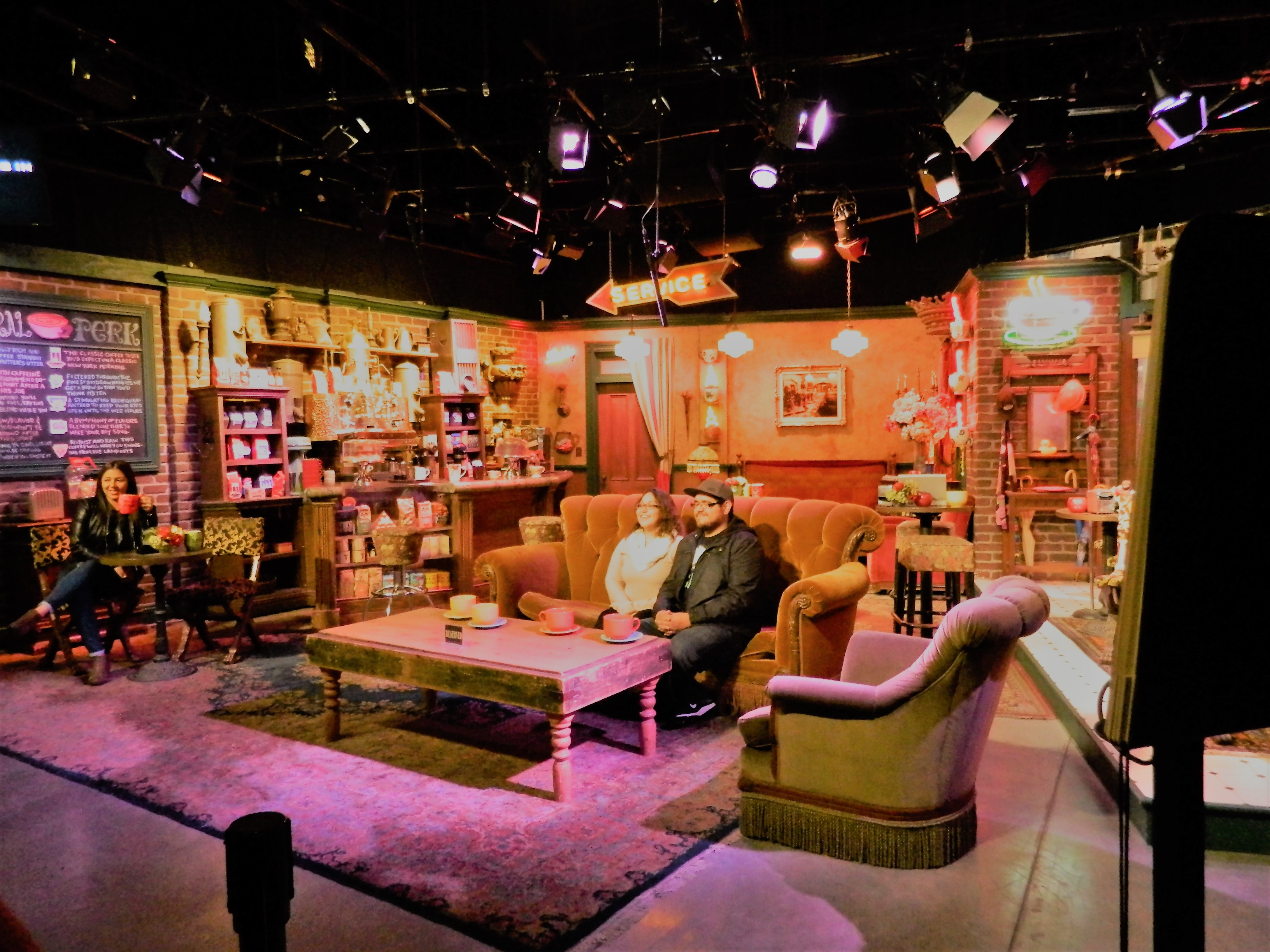 #BORDER en Hollywood: visitamos el estudio de Friends y The Big Bang Theory y te mostramos todo
