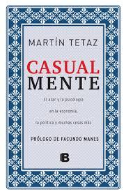 El libro del economista Tetaz.