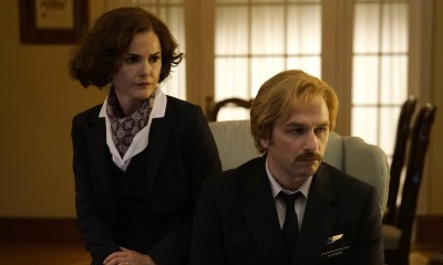 FOX Premium - THE AMERICANS - Temporada 5 - Episodio 1 (M. Rhys, K. Russell)