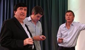 Durán Barba y Peña, confían en que se va a plebiscitar la gestión de Macri.