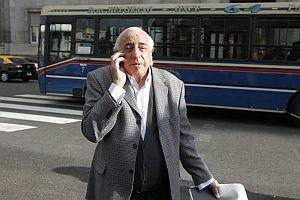 Roberto Fernández, de la UTA, gremio clave en una huelga general.