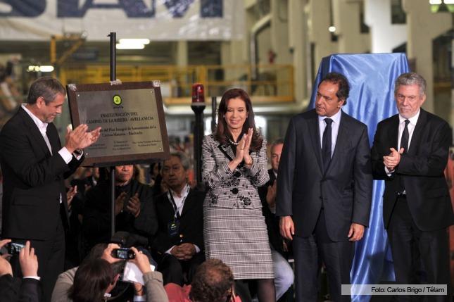 También con CFK