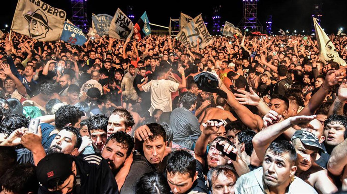 El Indio Solari y el Nunca Más del rock