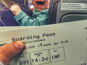 Las aerolíneas, pioneras en restringir la presencia de niños.