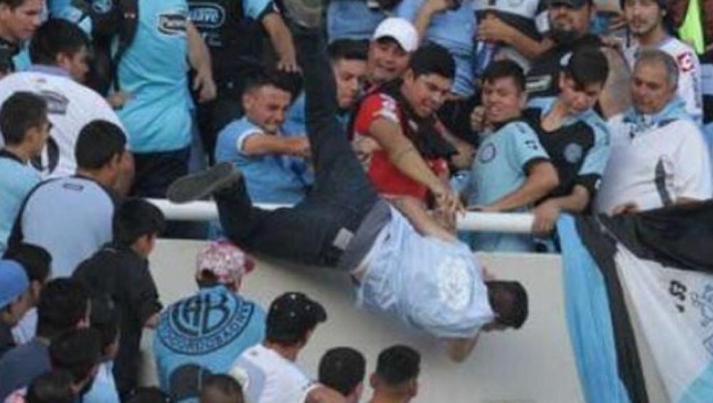 violencia futbol portada